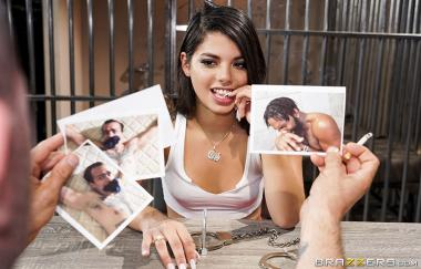 Gina Valentina, Scott Nails – Cum-Shot-Anruferin – Pornostars Like It Big (Brazzers)